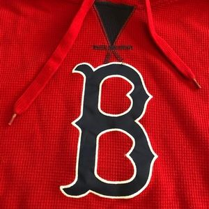 Majestic Shirts - Boston Red Sox pullover